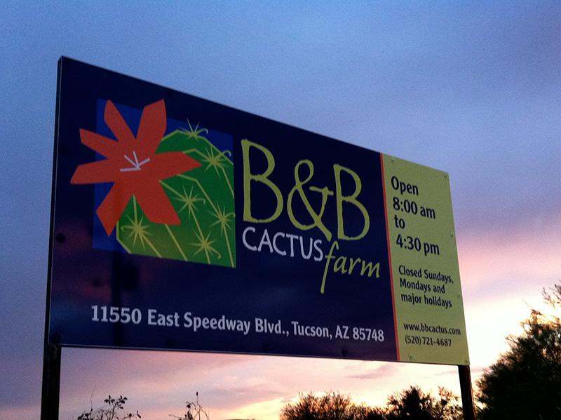 B&B Cactus Farm